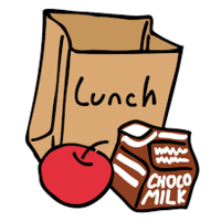 School Meals During April Break Information