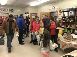 Ek/K annual Thanksgiving Feast a Huge Success