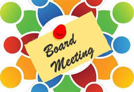Board Meeting June 25, 2020 at 5:30 p.m. via Zoom