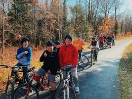 RSU 67 Students participate in Maine Outdoor Education Program