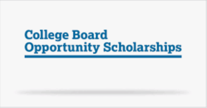 High School Juniors can be eligible for up to $40,000 in scholarship funds from College Board