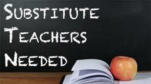Permanent/Daily Floating Substitute Teachers