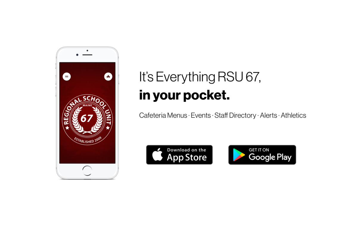 It's Everything RSU 67, in your pocket.